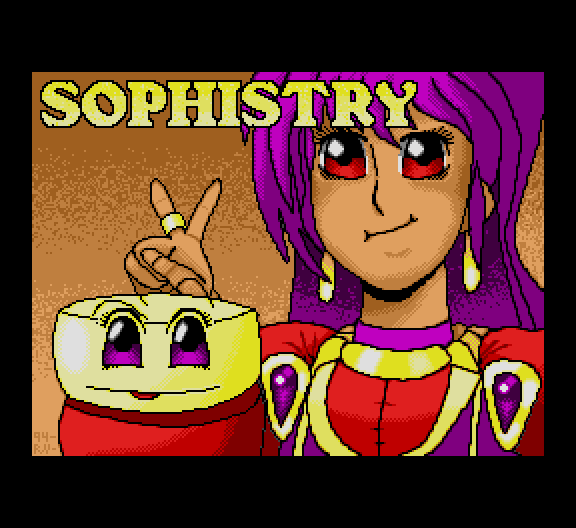 Sophistry loading screen