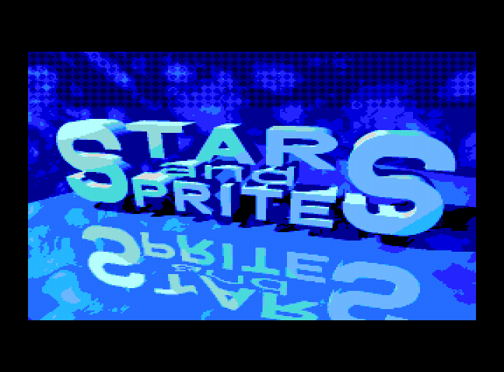 Stars and Sprites