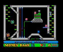 Money Bags 1½ - in game 2