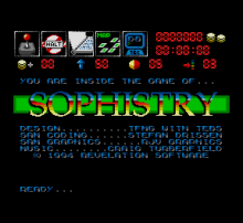 Sophistry - credits