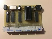 Older SID interface retrofitted with a DC-DC converter