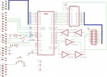 PDS Schematic (in ZX mode)